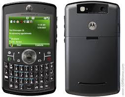Spesifikasi Handphone Motorola Q 9h