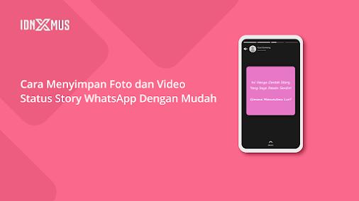 aplikasi buat download status wa teman