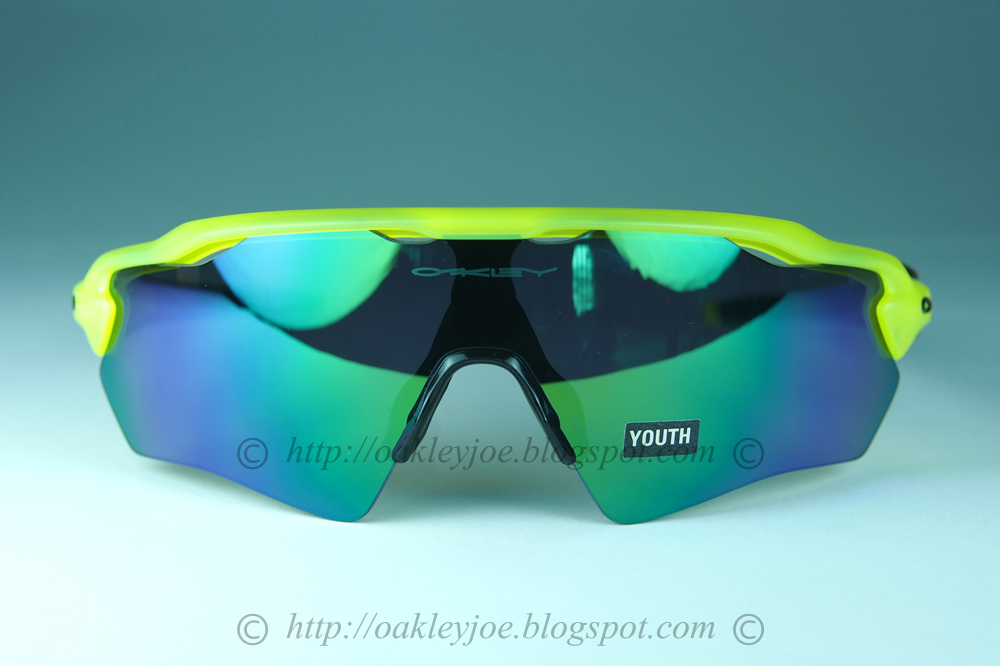 66e280685a Singapore Oakley Joe s Collection SG  Radar EV XS ( Youth Fit )
