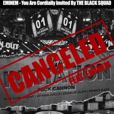 Nick Cannon – Canceled: Invitation (Eminem Diss) Mp3 Free Download