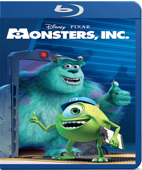 Monsters, Inc. [2001] [BD50] [Latino]