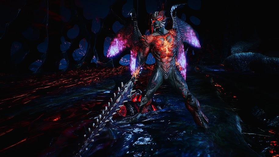 Dante Devil Trigger Devil May Cry 5 4k Wallpaper 230
