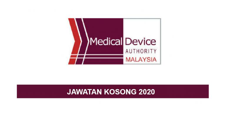 Jawatan Kosong di Pihak Berkuasa Peranti Perubatan Kementerian Kesihatan Malaysia 2020