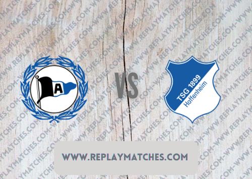 Arminia Bielefeld vs Hoffenheim -Highlights 18 September 2021