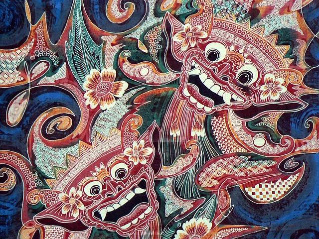 Download Gambar Batik Indonesia Terbaru