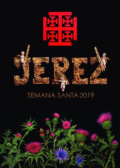 Cartel de la Semana Santa de Jerez de la Frontera 2019