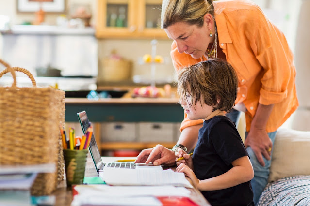 How to Help Your Child Focus During Remote Learning