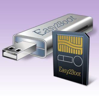 تحويل, محرك, أقراص, USB, والفلاشة, ميمورى, إلى, وسائط, قابلة, للتمهيد, والاقلاع, Easy2Boot