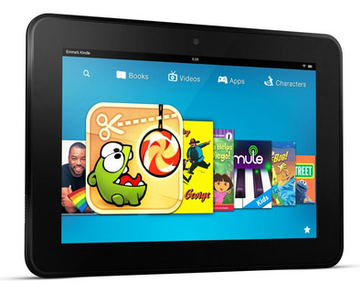 Kindle Fire HD - Most Advanced 7
