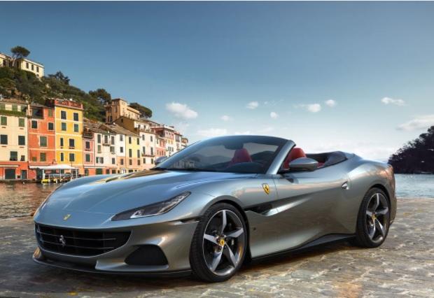 Ferrari Portofino M New 612 Hp