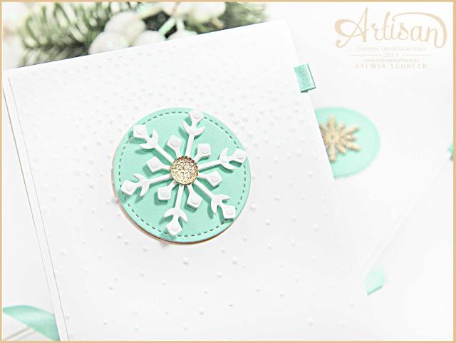 Stampin Up Weihnachtskarte