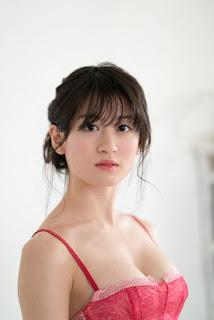 Jonishi Kei 上西恵 NMB48, B.L.T Web 2017年3月28日号