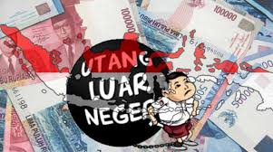 Masalah Utang Negara Indonesia