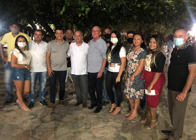 Deputado Federal Benes Leocadio agenda visita para a região da várzea em Caraúbas