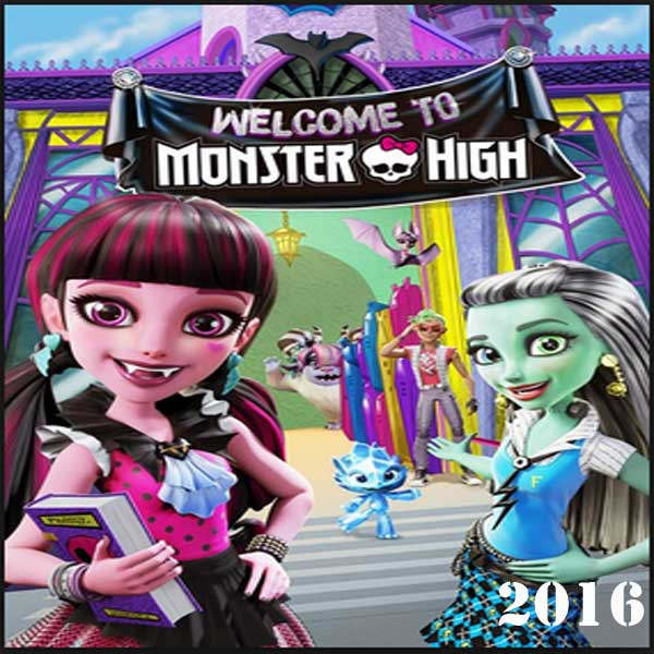 Monster High: Welcome to Monster High, Film Monster High: Welcome to Monster High, Monster High: Welcome to Monster High Movie, Monster High: Welcome to Monster High Synopsis, Monster High: Welcome to Monster High Trailer, Monster High: Welcome to Monster High Review, Download Poster Film Monster High: Welcome to Monster High 2016
