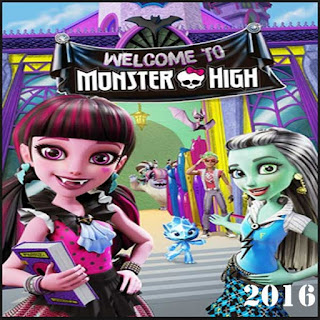 Download Monster High Welcome to Monster High (2016) Subtitle Indonesia