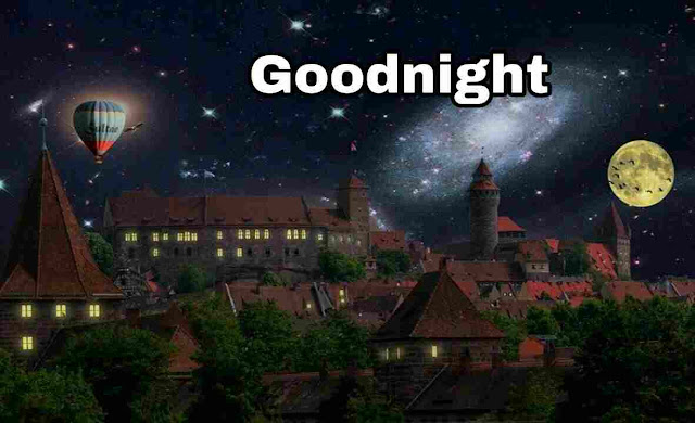 Good Night Images, Photos, Greetings and HD Pictures