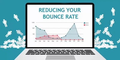 BELAJAR BLOGGING | mengatasi Bounce Rate Tinggi pada Google Analytics