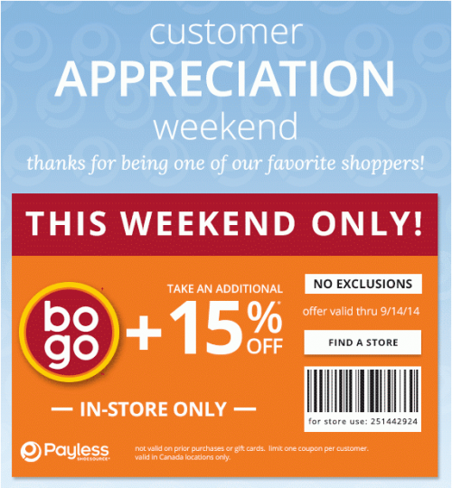 picture relating to Printable Coupons Payless identify Mommysavesbig printable coupon codes payless : Lower price coupon