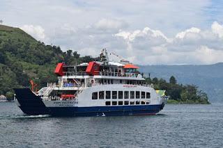 Mulai 28 Oktober 2020, ASDP Terapkan Tiket Non Tunai di Lintasan Ajibata - Ambarita