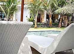 Pool hostel Bali