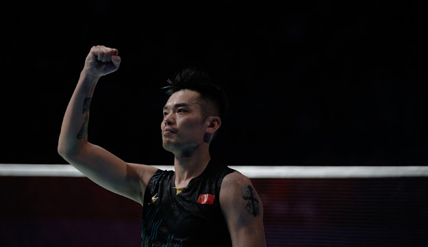 Lin Dan retirement