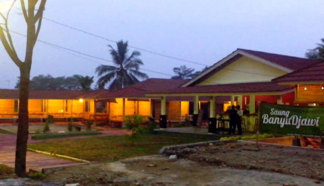 Lowongan Kerja Koki & Kasir Saung Banyu Djawi Pandeglang