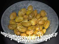 Κλαστάδες (πράσινες ελιές σπαστές) - by https://syntages-faghtwn.blogspot.gr
