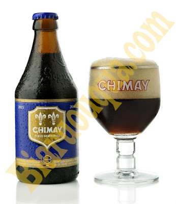 Bia chai Chimay xanh 330ml ngon