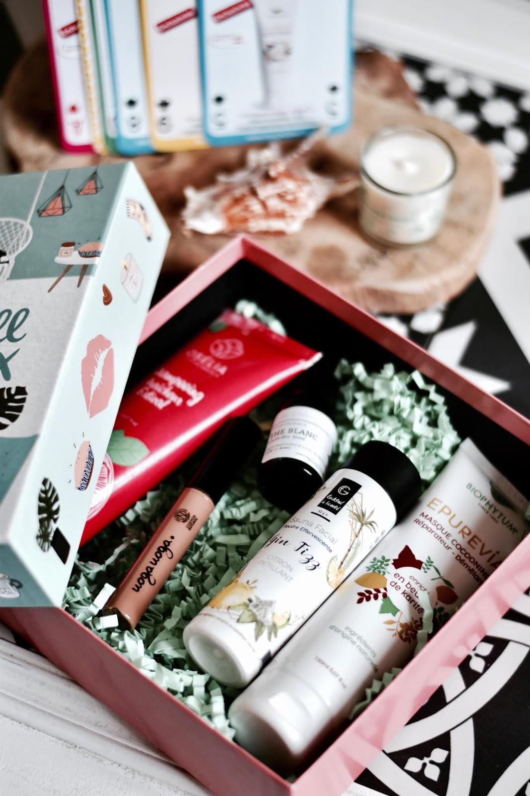 routine beauté : box beauté biotyfull box