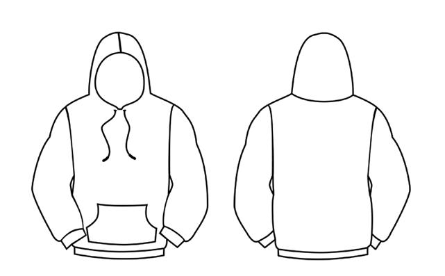 Hoodies Template. 13 realistic hoodie mockup psd for designer web ...
