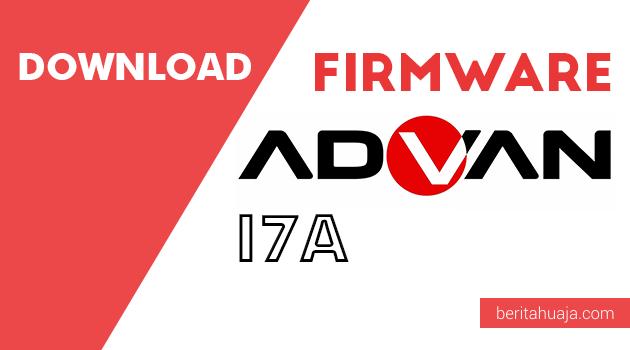 Download Firmware Advan I7A