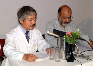 Dr. Nakamura was engaged in the welfare of the people in Afghanistan