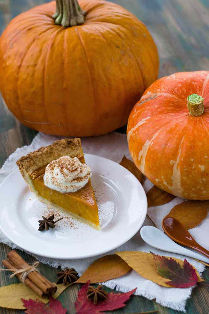 6 easy way to make healthy and delicious PUMPKIN CAKE.