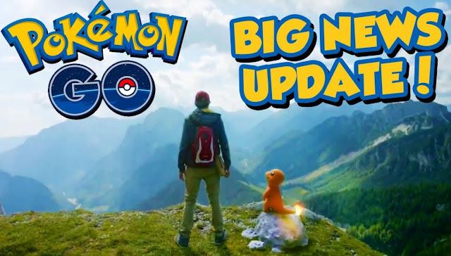 Download Pokemon Go 0.33.1 Update Terbaru