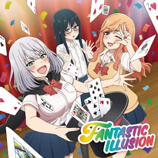 [Single] i☆Ris – FANTASTIC ILLUSION [MP3/320K/ZIP] | Opening Tejina Senpai