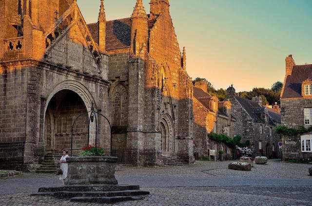 Locronan, Francia