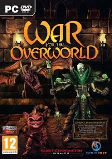 تحميل لعبة الحرب من أجل قلب من ذهب War for the Overworld Codex