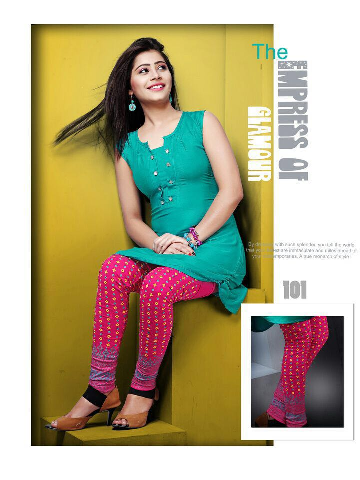 Kabali Vol 4 – Latest New Collection Of designer Kurti & Leggings