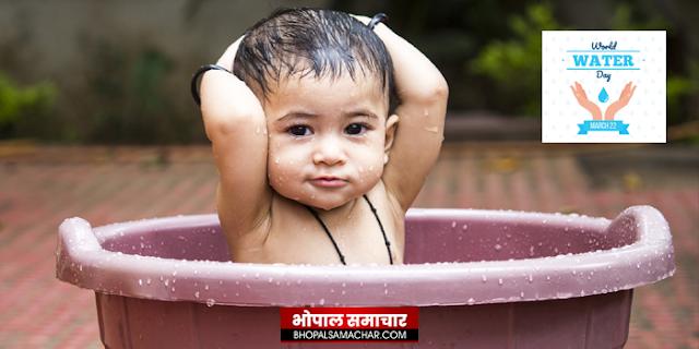आपका लाडला बेटा जब बाप बनेगा, उसकी संतान को नहाने के लिए पानी नहीं बचेगा | WORLD WATER DAY
