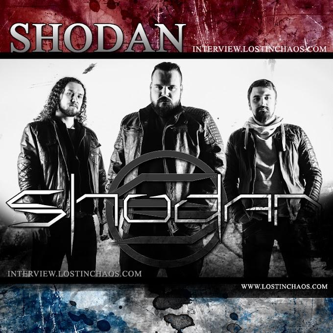 SHODAN Interview (Wrocław, Poland)