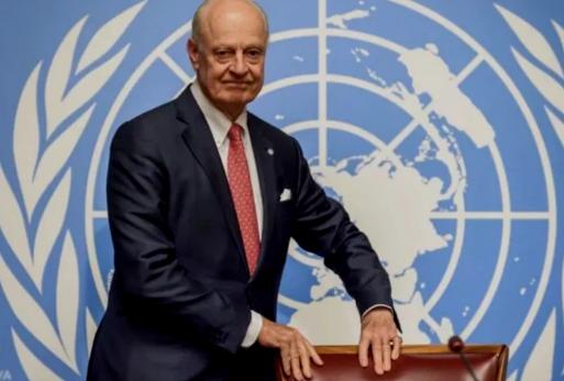 ستافان دي ميستورا ، مسؤول ثقيل في شؤون الأمم المتحدة ، مبعوث جديد للصحراء