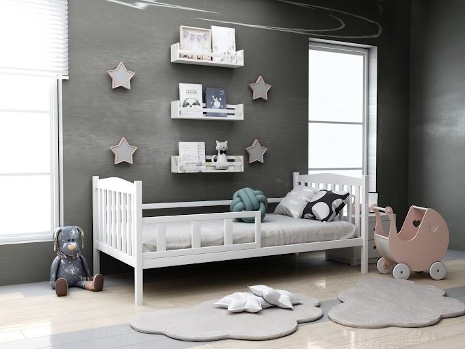 Детская кровать Добби 80х190  ТМ MegaOpt