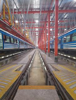 Micros y trenes de larga distancia viajarán con plena ocupación de asientos