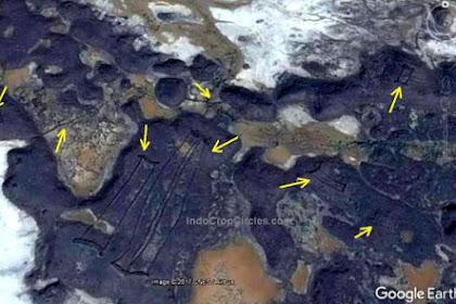 """Ilmuwan Bingung! Ditemukan Ratusan """"Gerbang"""" Kuno Misterius di Saudi"""