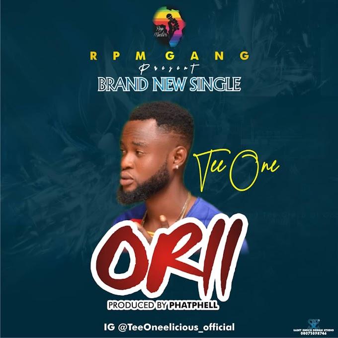 Tee one - Ori