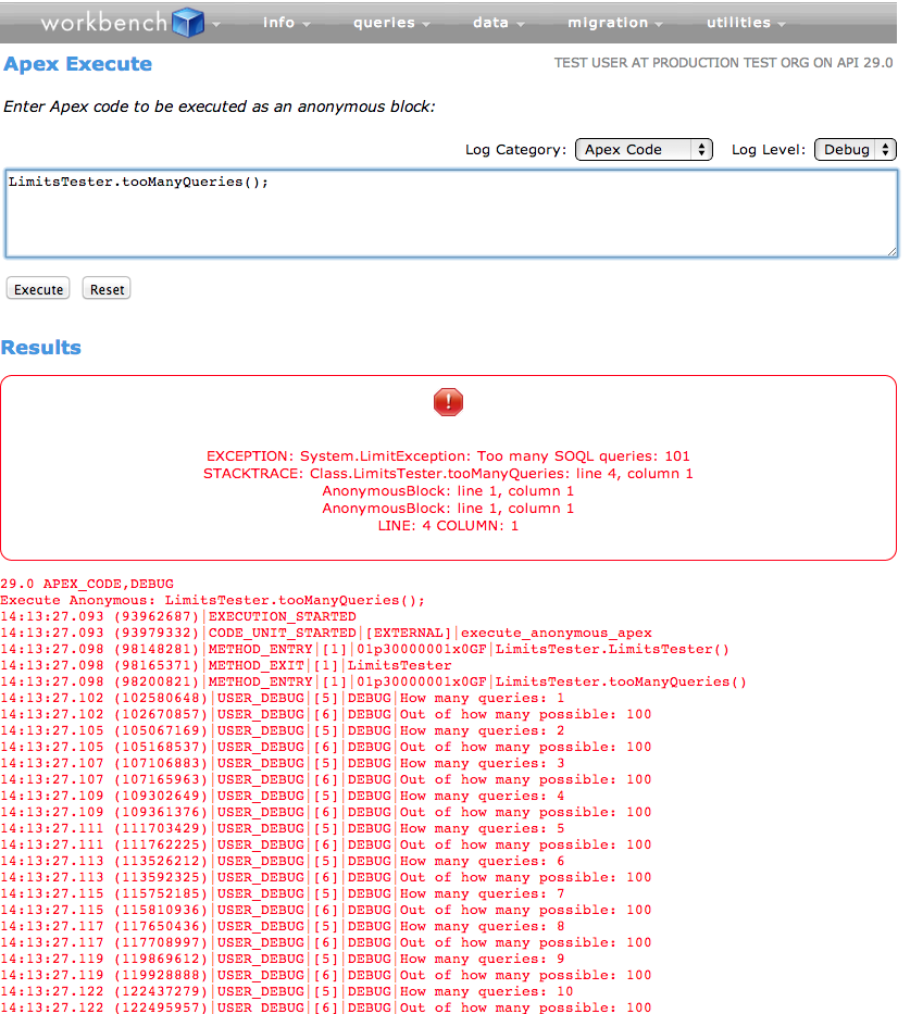 May 2014 - Salesforce Hacker