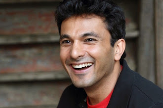Indian Chef Vikas Khanna on his new Book.