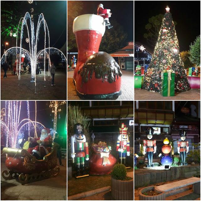 cidades para curtir o Natal no Brasil - Campos do Jordão