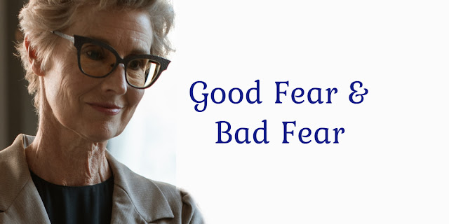 We desperately need the good type of fear: Fear of God. This devotion explains.